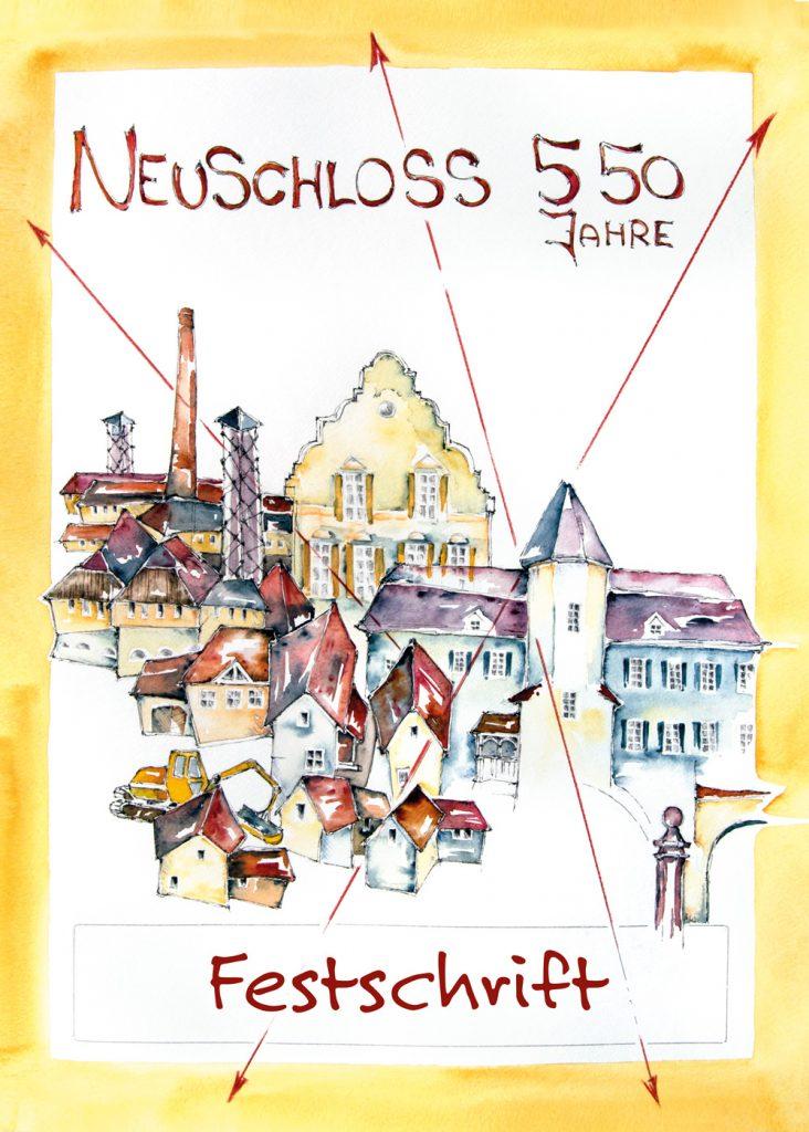 Festschrift 550 Jahre Neuschloß.